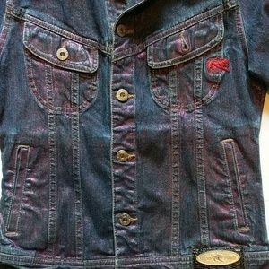 Parasuco Jackets & Coats - Frosted Parasuco Denim Jacket